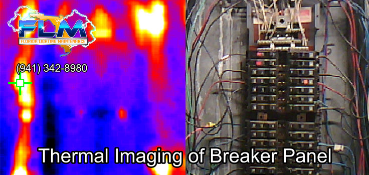 Thermal Imaging of electrical wiring and systems for trouble shooting, preventative maintenance and locating troubled in electrical panels.