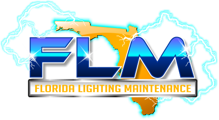 Lighting Maintenance Spot Re-Lamping Services Company delivering Lighting Maintenance Spot Re-Lamping Services in St Petersburg FL